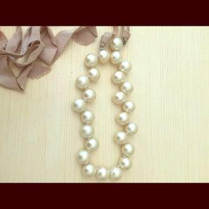 Anthropologie Vintage Pearls